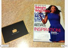 My free Starbuck birthday coupon WW magazine subscription for under $3