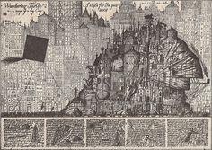 Wandering Turtle in a maze of a big City ~ brodsky & utkin