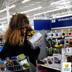 # People Who Are DEFINITELY From Walmart 32 - https://www.facebook.com/diplyofficial