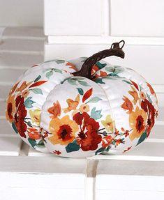 Decorative Plush Harvest Pumpkins The Lakeside Collection White Pumpkins, Painted Pumpkins, Halloween Pumpkins, Halloween Decorations, Fall Decorations, Halloween Art, Pumpkin Colors, Hand Drawn Flowers, Lakeside Collection
