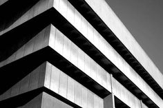 Birmingham Library by John Madin 1974: Photo by Perry Roberts