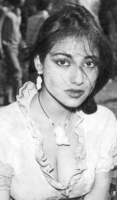A young Tina Munim