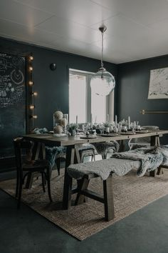 Dining Table, Cabin, Furniture, Home Decor, Decoration Home, Room Decor, Dinner Table, Cabins, Home Furnishings