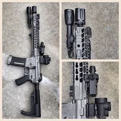"""Baret Fawbush on Instagram: """"My @rebelarmscorp RBR-15 14.5"""" Mod II is complete. @surefirelights scout m600 @griffin_armament comp and QD blast shield. LD Dbal-i2 laser pointer. @trijicon #MRO and hiperfire tarheal trigger. All in all this is one of the sweetest rifles I've ever owned. Mainly because of how well balanced the rifle is when you shoot it. It just stays flat and makes me perform really well. Enjoy your Saturday classes tomorrow! #trustandard"""""""