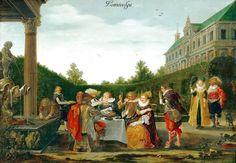 Шедевры в деталях   Esaias van de Velde (Эсайас ван де Велде, 1587-1630…