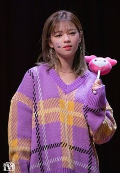 Find images and videos about kpop, korean and twice on We Heart It - the app to get lost in what you love. Nayeon, South Korean Girls, Korean Girl Groups, Cool Girl, Boy Or Girl, Love Of My Live, Twice Jungyeon, Twice Korean, Work Hard In Silence