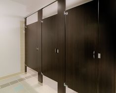 The Most Popular Material Choices For Stall Dividers For Commercial Partition