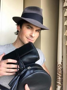 Ian Somerhalder supporting wife Nikki Reed fashion line