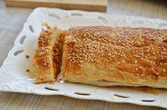 בצק עלים ממולא בחזה עוף וירקות בתיבול מנצח - מתכון מושלם לאירוח או לארוחת צהריים מפנקת.