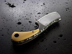 custom neck knife 173