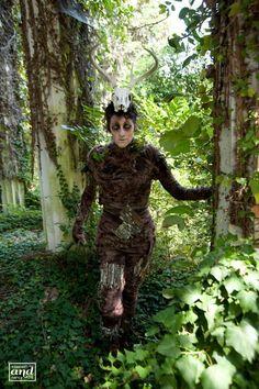 my friend @Nancy Heard. her AMAZING forest sprite costume!!