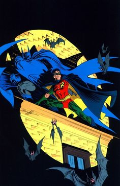 Batman #465 - NORM BREYFOGLE