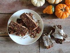 Pumpkin Spiced Nut & Seed Bars Recipe