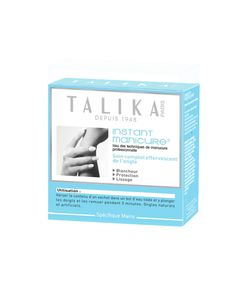 TALIKA INSTANT MANUCURE - Soin Effervescent de l'Ongle : Blancheur, protection, lissage / Complete effervescent Nail Care: Whitens, protects, smoothes. #talika #bodycare #beauty