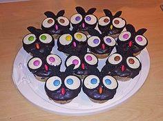 Eulen-Muffins (Rezept mit Bild) von vubub   Chefkoch.de