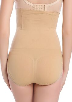 376f1a5918bdf DODOING Invisable Body Shaper High Waist Tummy Control Panty Slim Butt  Lifter Waist Trainer -- You can find more details by visiting the image  link.