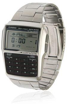 f1da2299864 Casio data bank watch Retro Watches
