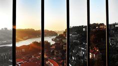 View . Douro River . Porto-Gaia . Arrábida Bridge | Passeio das Virtudes, Porto, Portugal ~ Ph. Dani Carvalho