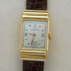 Watches - Page 5 of 9 - Solvang Antiques Wrist Watches, Square Watch, Antiques, Watches, Antiquities, Antique, Old Stuff, Watch