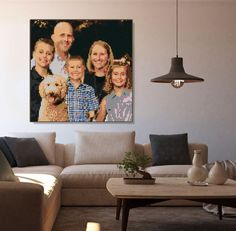 Custom Mosaic Portraits by SelfieMosaic. Create your photo from mosaics! Great DIY creative gift. Personalized brick box set / Bricked pixel art 6000+ bricks. DIY Gift for her and him! Mosaic is amazing crafts project for kids and adults. This puzzle pictures will be a creative wall decor in bedroom, living room, children's room or kitchen