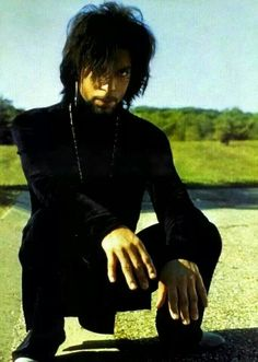 Prince looking so evil in this pic