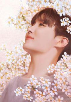 Our JHope. great job looks just like him. Bts Namjoon, Jung Hoseok, Bts Bangtan Boy, Seokjin, Jimin, J Hope Gif, Bts J Hope, Foto Bts, Bts Photo