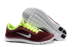 Nike Free 3.0 V5 Suede Wine Red