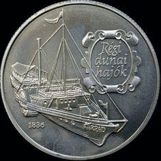 Arpad 1836, barco del Danubio, Hungría