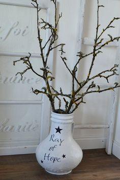 Tolle+große+Vase+von+himmelweiß+auf+DaWanda.com