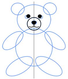 Image from http://www.how-to-draw-cartoons-online.com/image-files/how-to-draw-a-teddy-bear-3.gif.