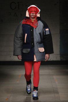 2017-18秋冬メンズ - ロンドンコレクション - クリストファー・シャノン(CHRISTOPHER SHANNON) ランウェイ コレクション(ファッションショー) VOGUE JAPAN