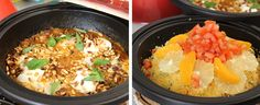 Indiaas lamsvlees uit de tajine met ei en couscous
