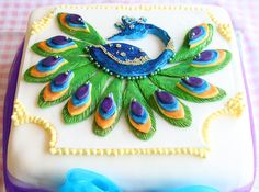 Elephant Circus Cake Decorated Cakes