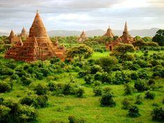 Architettura, Birmania