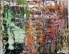 Gerhard Richter - Abstract Painting (903-7), 2008