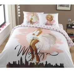 Marilyn Monroe Duvet Set