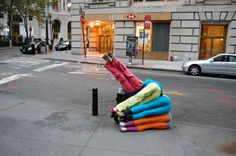 bodies in urban spaces in New York ... but this year (2014) in Bolzano during #bolzanodanza - #tanzbozen