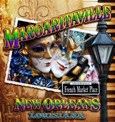 Margaritaville, New Orleans, LA