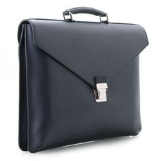 Classical Designed Men′s Leather Briefcase