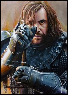 ' -Sandor Clegane- A Clash of Kings GoT sketch card for Chris, inch usual media Game of Thrones Collection Sandor Glegane Cersei Lannister, Daenerys Targaryen, Rory Mccann, Game Of Thrones Winter, Game Of Thrones Tv, Winter Is Here, Winter Is Coming, Jon Snow, Game Of Thrones Artwork