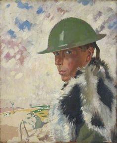 William Orpen - Self Portrait