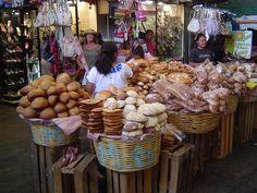Mercado, Oaxaca, México