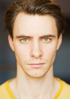 Harry Lloyd... Pretty hot for not being a dragon.