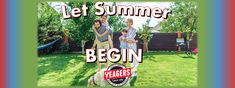 Let's get Summer started at Yeagers!