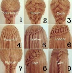 Braids  -girl hair styles