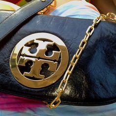 My new Tory Burch purse :)