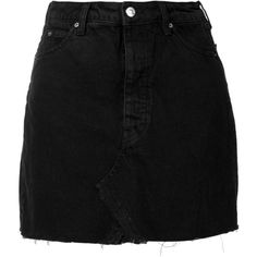 7e3ac0ada96d2 Iro short denim skirt ( 325) ❤ liked on Polyvore featuring skirts