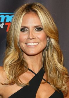 Heidi Klum Photos: 'AGT' Stars Pose on the Red Carpet