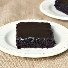 Today is #nationalchocolatecakeday  How are you celebrating?  You could try my favorite Texas Sheet Cake Recipe! Follow the link in my profile. #glutenfree #sweeeeets by myglutenfreekitchen