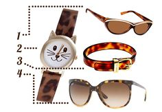 -Hello, Terri Lowe // A Beauty. Food. Fashion. & Life Blog.: Tortoiseshell Cats. Cat Watch, Wishlist, Glasses, Specs, Bracelet